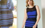 Black And Blue Dress 10 Background