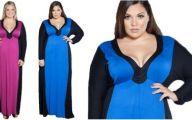 Black And Blue Dress 29 Desktop Background