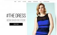 Black And Blue Dress 33 Hd Wallpaper