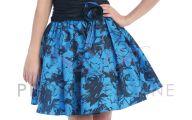 Black And Blue Dress 4 Free Wallpaper