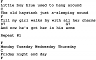 Black And Blue Lyrics 3 Background