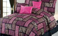 Black And Pink Bedspreads 15 Desktop Background