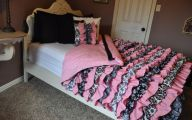 Black And Pink Bedspreads 3 Free Wallpaper