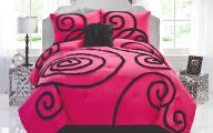 Black And Pink Bedspreads 45 Cool Wallpaper