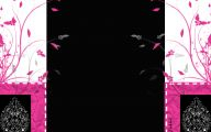 Black And Pink Tulsa 43 Cool Wallpaper