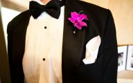 Black And Pink Tuxedo 37 Widescreen Wallpaper