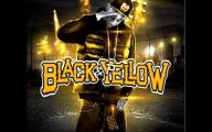 Black And Yellow G Mix Lyrics 5 Widescreen Wallpaper
