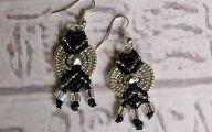 Black Silver Jewelry 40 Desktop Background