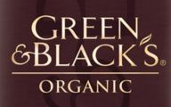 Green And Black Milk Chocolate 1 Background Wallpaper