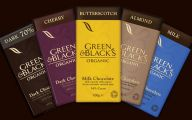 Green And Black Milk Chocolate 19 Hd Wallpaper