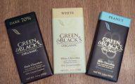 Green And Black Milk Chocolate 21 Background