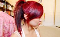 Hair Color Black And Red 31 Hd Wallpaper
