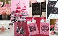 Pink And Black Decorations 16 Widescreen Wallpaper
