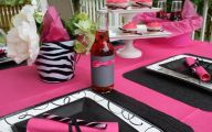 Pink And Black Decorations 30 Widescreen Wallpaper