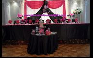 Pink And Black Decorations 32 Widescreen Wallpaper