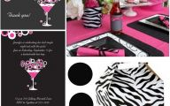 Pink And Black Party Decorations 18 Desktop Wallpaper