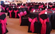 Pink And Black Party Decorations 2 Free Hd Wallpaper