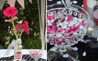 Pink And Black Party Decorations 27 Wide Wallpaper