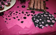 Pink And Black Party Decorations 31 Desktop Background