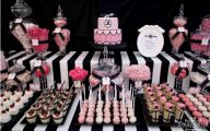 Pink And Black Party Decorations 35 Desktop Background