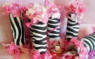 Pink And Black Party Decorations 43 Widescreen Wallpaper