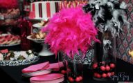 Pink And Black Party Decorations 7 Free Hd Wallpaper