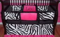 Pink And Black Zebra Bedding 11 Hd Wallpaper