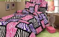 Pink And Black Zebra Bedding 2 Hd Wallpaper
