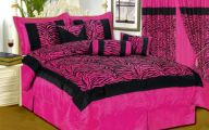 Pink And Black Zebra Bedding 25 Cool Wallpaper