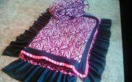 Pink And Black Zebra Bedding 26 Desktop Background
