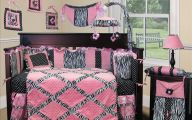 Pink And Black Zebra Bedding 43 Cool Wallpaper