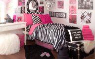 Pink And Black Zebra Bedding 5 Background