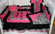 Pink And Black Zebra Bedding 9 Cool Hd Wallpaper