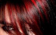 Red And Black Colors 7 Wide Wallpaper