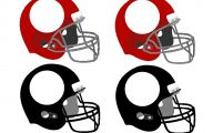 Red And Black Football 29 Hd Wallpaper