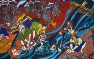 Black And Blue Gang Colors 21 Hd Wallpaper