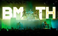 Black And Blue Meaning Bmth 21 Hd Wallpaper