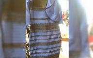 Black And Blue White And Gold Dress 4 Wide Wallpaper