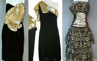 Black And Gold Dress 1 Desktop Background