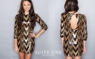 Black And Gold Dress 5 Hd Wallpaper