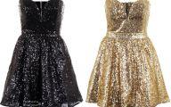 Black And Gold Dresses For Women 1 Desktop Wallpaper