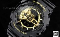Black And Gold G Shock 1 Widescreen Wallpaper