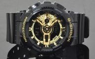 Black And Gold G Shock 21 Hd Wallpaper
