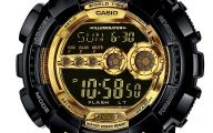Black And Gold G Shock 23 Cool Hd Wallpaper