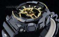 Black And Gold G Shock 27 Hd Wallpaper