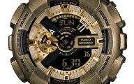 Black And Gold G Shock 33 Free Hd Wallpaper
