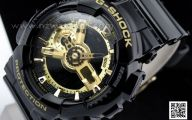 Black And Gold G Shock 6 Hd Wallpaper