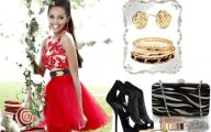 Black And Gold Gown 13 Free Hd Wallpaper