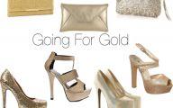 Black And Gold Heels 20 High Resolution Wallpaper