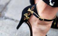 Black And Gold Heels 21 Cool Hd Wallpaper